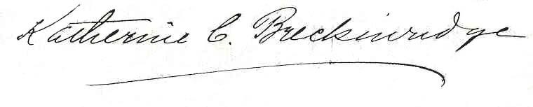 KCB Signature
